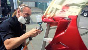 bumper repair and rescue